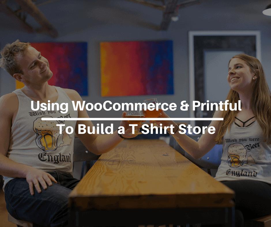 woocommerce printful