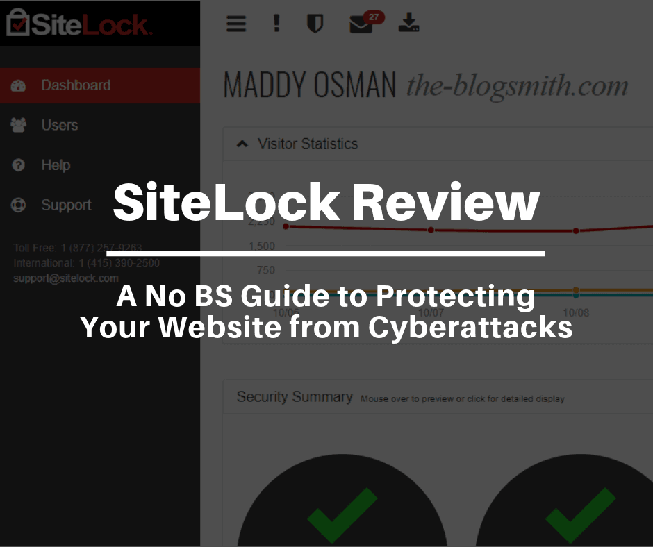 SiteLock Review: A No BS Guide to Protecting Your Website from Cyberattacks