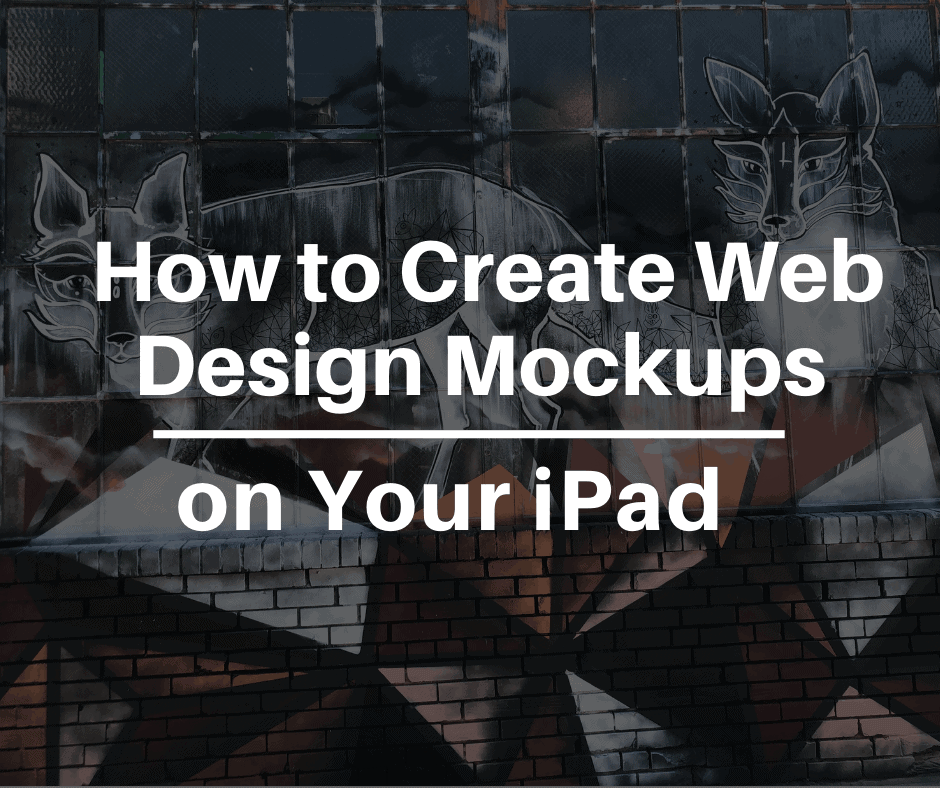 Vectornator X: How to Create Web Design Mockups on Your iPad