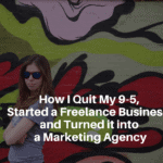 The Blogsmith Rebranding Process - Freelancer to Agency Model