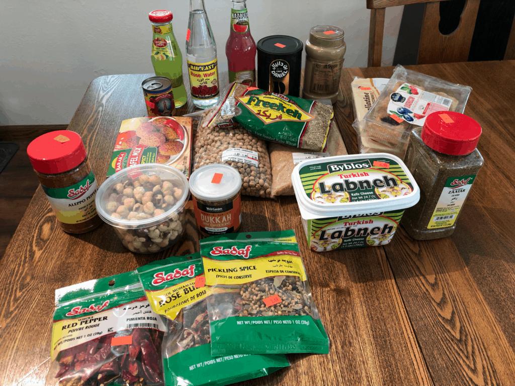 $10 budget groceries