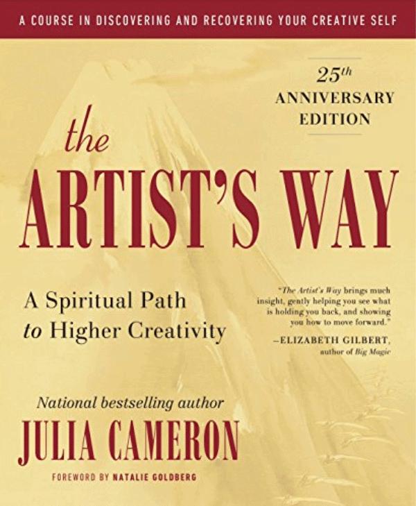 the Artists Way Julia Cameron