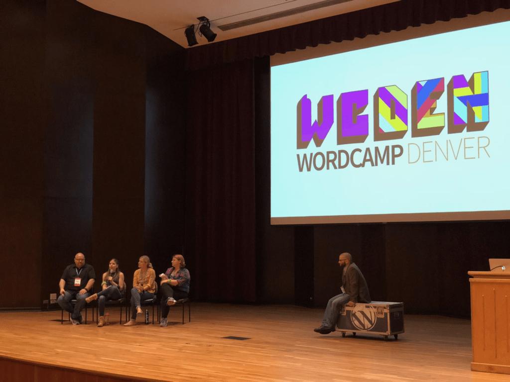 WordCamp Denver organizer
