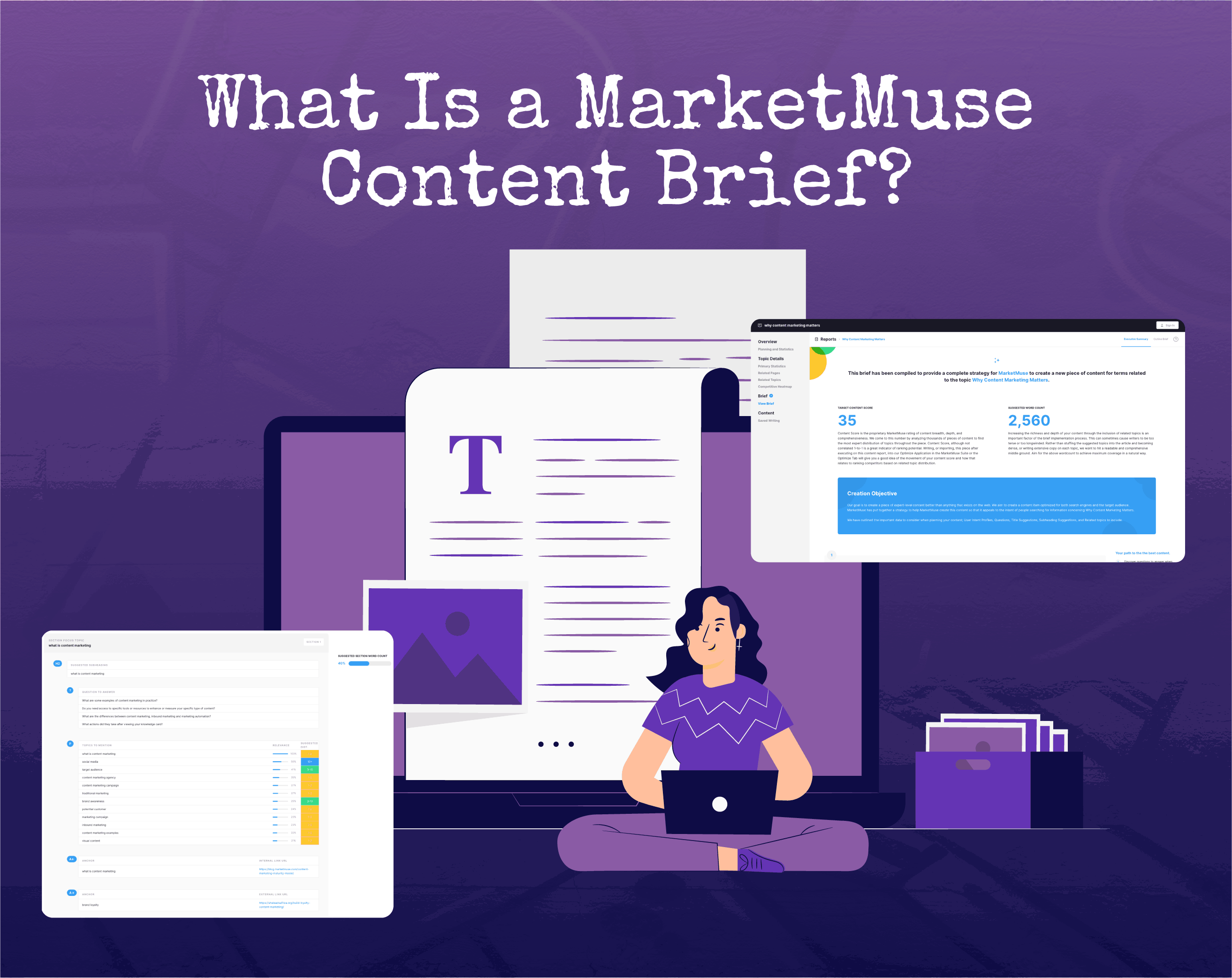 MarketMuse Guide Crafting a Content Brief and First Draft