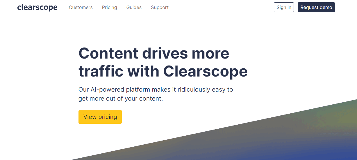 Clearscope-content-optimization-tool