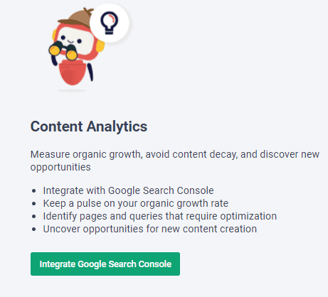 Frase Content Analytics